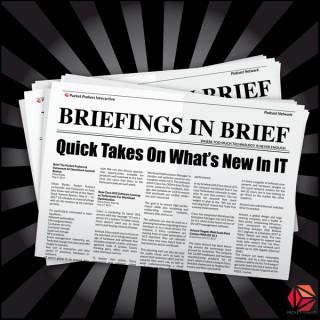 Packet Pushers - Briefings In Brief