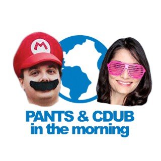 Pants and Cdub in the Morning