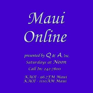 Q & A Presents: Maui Online! – Hawaii's Only Computer Talk Show!