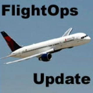 Delta Air Lines Flight Ops Update