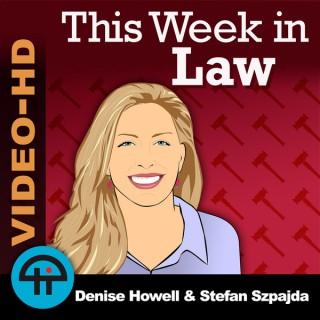 This Week in Law (Video HD)
