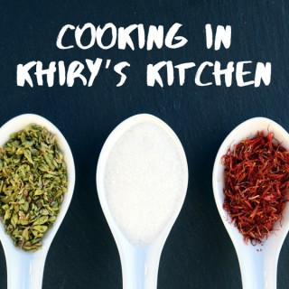 Cooking In Khiry's Kitchen