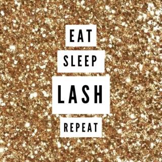 Eat Sleep Lash Repeat