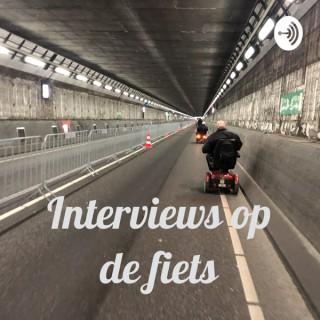 Interviews op de fiets