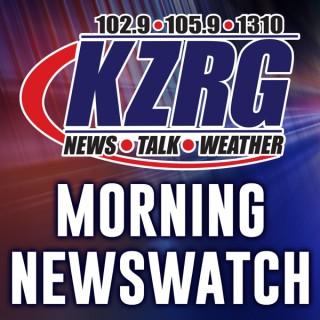 KZRG Morning News Watch