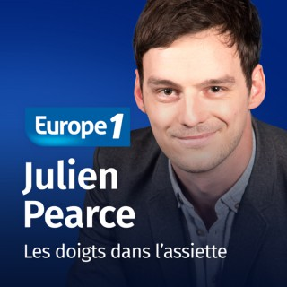 Les doigts dans l'assiette - Julien Pearce