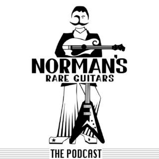 Norman's Rare Guitars, The Podcast