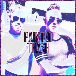 Painted Trash