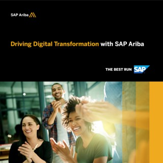 Driving Digital Transformation with SAP Ariba