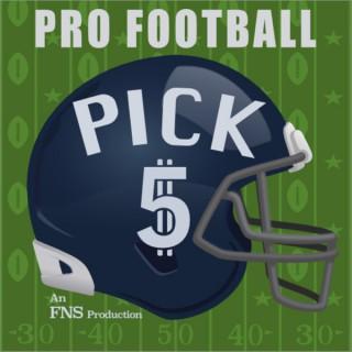 Pro Football Pick 5