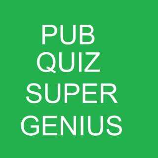 Pub Quiz Super Genius