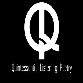 Quintessential Listening: Poetry Online Radio