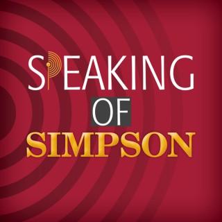 Speaking of Simpson