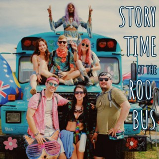 Story Time at the Roo Bus