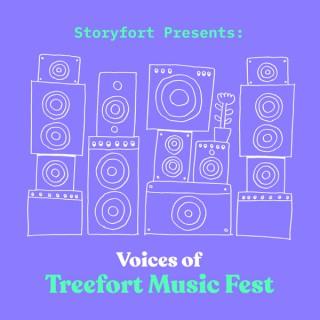 Storyfort Presents: Voices of Treefort Music Fest