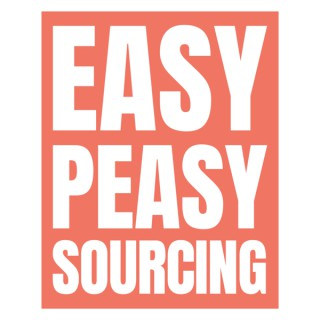 EASY PEASY SOURCING & private label podcast