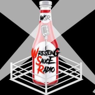 Wrestling Sauce Bottle