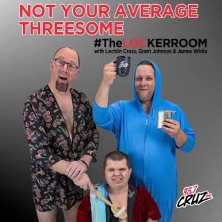 #TheLOCKERROOM on 95.7 CRUZ FM