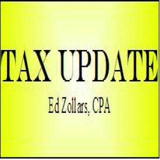 Ed Zollars' Tax Update Podcast