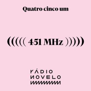 451 MHz