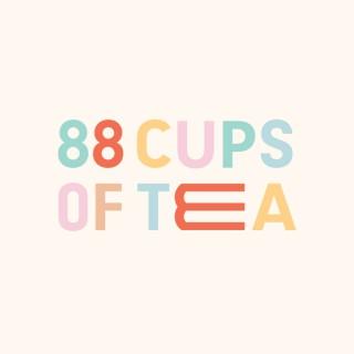 88 Cups of Tea