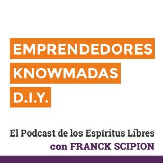 Emprendedores Knowmadas D.I.Y con Franck Scipion