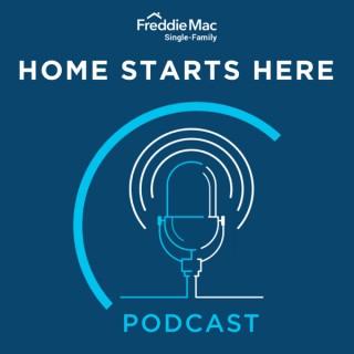Freddie Mac Single-Family Home Starts Here