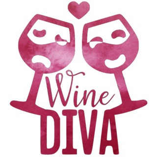 Here's the T with Wine Diva Tiara