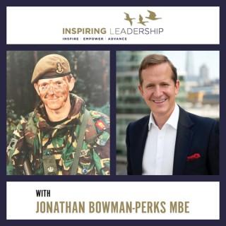 Inspiring Leadership with Jonathan Bowman-Perks MBE