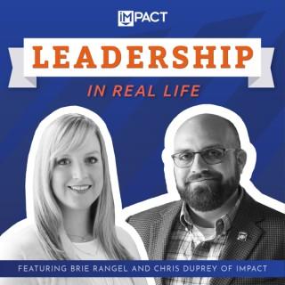 Leadership in Real Life
