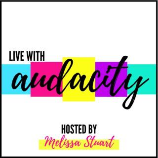 Live with Audacity