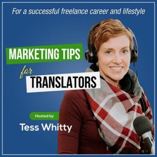 Marketing tips for translators - podcast