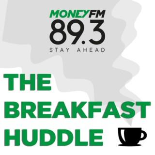 MONEY FM 89.3 - The Breakfast Huddle with Elliott Danker, Manisha Tank and Finance Presenter Ryan Huang