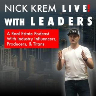 Nick Krem Live