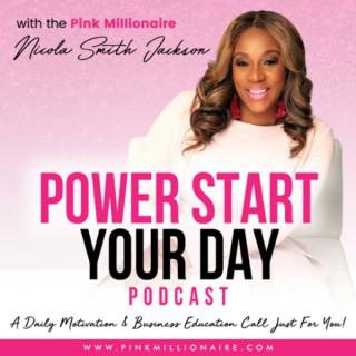 Power Start Your Day With Nicola Smith Jackson