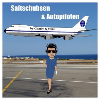 Saftschubsen und Autopiloten / Der Flugbegleiter- und Pilotenpodcast