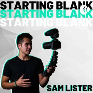 Starting Blank