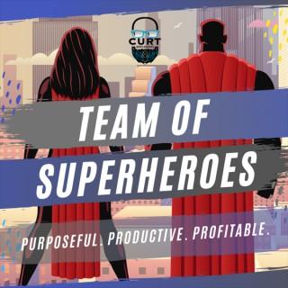 Team of Superheroes Podcast
