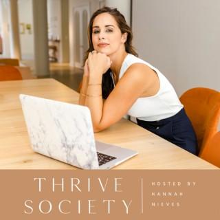 The Thrive Society Podcast