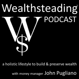 WEALTHSTEADING Podcast investing retirement money stock market & wealth