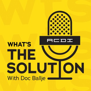 What's The Solution With Doc Ballje
