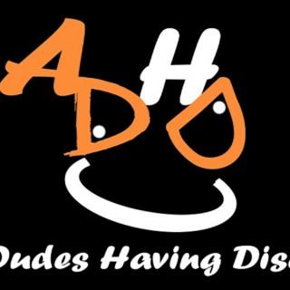 Adult Dudes Having Discussions