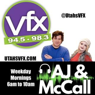 AJ & McCall Debate @8