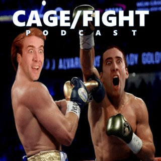 Cage/Fight Podcast