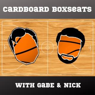 Cardboard Boxseats