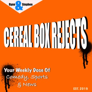 Cereal Box Rejects