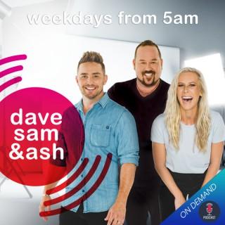 Dave, Sam & Ash
