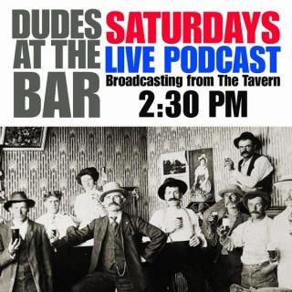 Dudes At The Bar