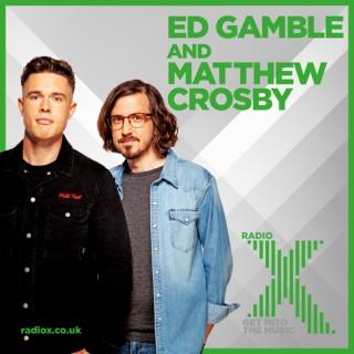 Ed Gamble & Matthew Crosby on Radio X