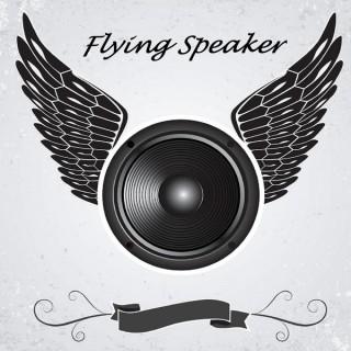 Flying Speaker